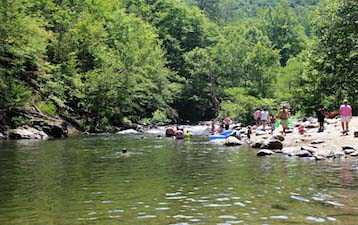The Y Swimming Hole